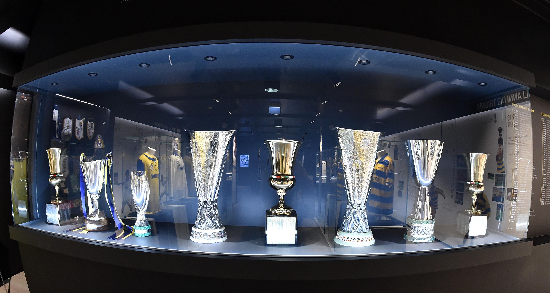 Museo e store </br>Parma Calcio 1913